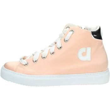 Schuhe Damen Sneaker High Agile By Ruco Line Agile By Rucoline  2815(32_) Hoch Sneakers  Damen Puderrosa Puderrosa