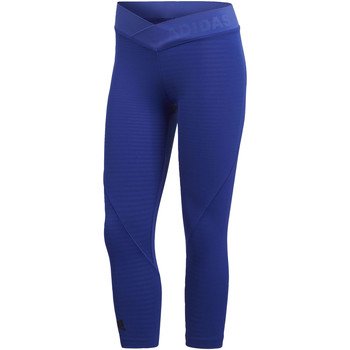 Kleidung Damen Leggings adidas Performance Alphaskin Tech 3/4-Tight black