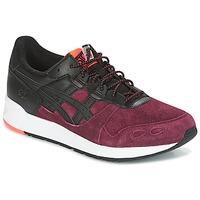 Schuhe Herren Sneaker Low Asics GEL-LYTE Schwarz / Bordeaux