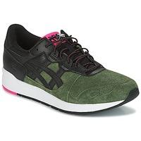 Schuhe Herren Sneaker Low Asics GEL-LYTE Schwarz / Kaki