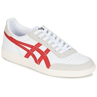 Schuhe Sneaker Low Asics GEL-VICKKA TRS Weiss / Rot