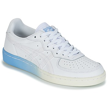 Schuhe Damen Sneaker Low Onitsuka Tiger GSM LEATHER Weiss / Blau