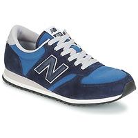 Schuhe Sneaker Low New Balance U420 Blau