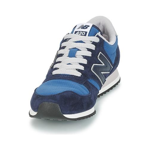 New Balance U420 Blau  Schuhe Sneaker Low  94,99