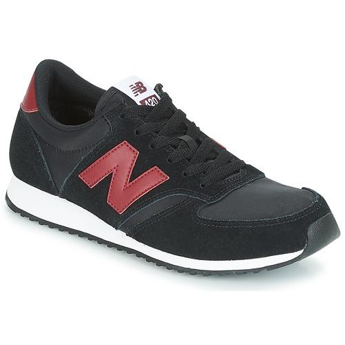 New Balance U420 Schwarz  Schuhe Sneaker Low  89,99