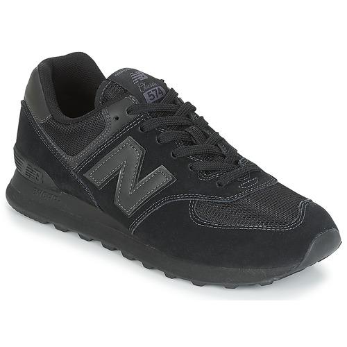 New Balance ML574 Schwarz  Schuhe Sneaker Low  94,99