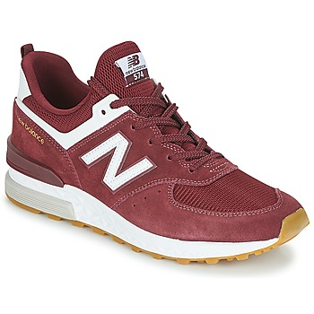 Schuhe Herren Sneaker Low New Balance MS574 Bordeaux