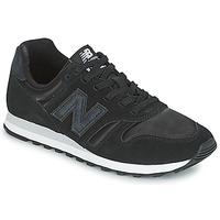 Schuhe Damen Sneaker Low New Balance WL373 Schwarz