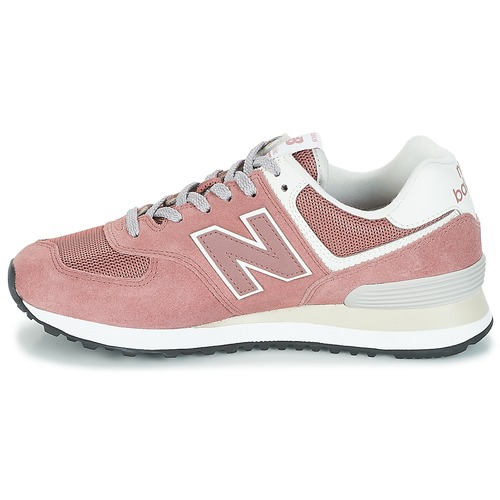 New Balance WL574 Low Rose  Schuhe Sneaker Low WL574 Damen 94,99 b2b2d2