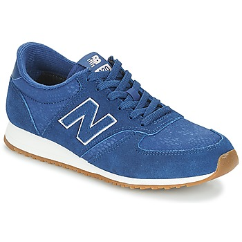 Schuhe Damen Sneaker Low New Balance WL420 Blau / Rose