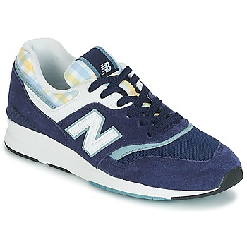 Schuhe Damen Sneaker Low New Balance WL697 Blau