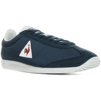 Schuhe Herren Sneaker Low Le Coq Sportif Quartz Nylon Blau