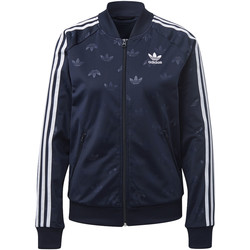 Kleidung Damen Trainingsjacken adidas Originals Originals Jacke Blau