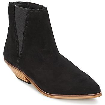 Schuhe Damen Boots Shellys London CHAN Schwarz