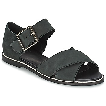 Schuhe Damen Sandalen / Sandaletten Shellys London QUEENA Schwarz