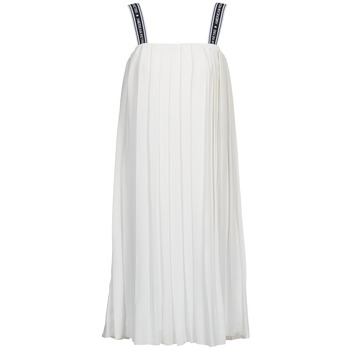 Kleider American Retro VERO LONG Weiss 350x350