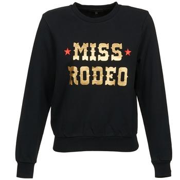 Kleidung Damen Sweatshirts American Retro MIRKO Schwarz