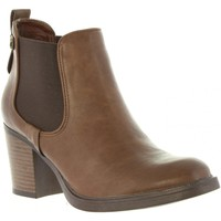 Schuhe Damen Low Boots Refresh 64004 Marr?n