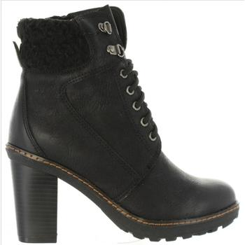 Schuhe Damen Low Boots Refresh 64020 Negro
