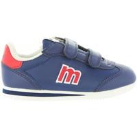 Schuhe Kinder Sneaker Low MTNG 84568 Azul