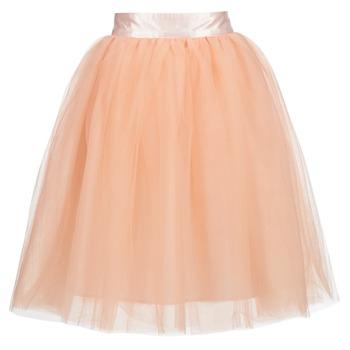Kleidung Damen Röcke Betty London I-LOVA Rose / Beige
