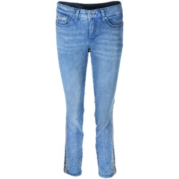 Kleidung Damen Jeans Mac Dream Skinny blau