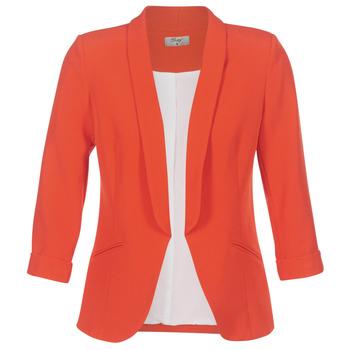 Kleidung Damen Jacken / Blazers Betty London IOUPA Rot