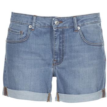 Kleidung Damen Shorts / Bermudas Yurban INYUTE Blau