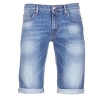 Kleidung Herren Shorts / Bermudas Casual Attitude IXOLAK Blau