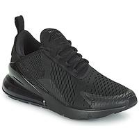 Schuhe Herren Sneaker Low Nike AIR MAX 270 Schwarz