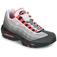 Schuhe Herren Sneaker Low Nike AIR MAX 95 OG Weiss / Rot