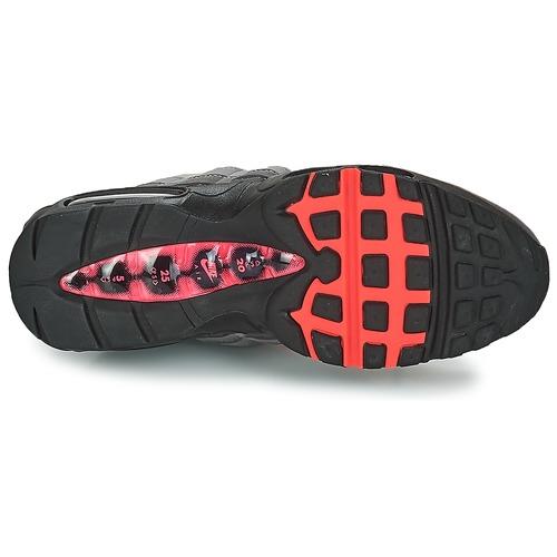 Nike AIR MAX MAX AIR 95 OG Weiss / Rot  Schuhe Sneaker Low Herren 169 61d173