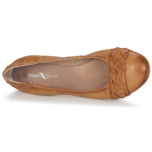 Dream in Green Ballerinas CICALO Braun  Schuhe Ballerinas Green Damen 68,99 3b4973