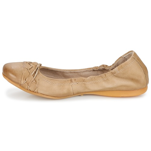 Dream in Green TAVERNI Damen Beige  Schuhe Ballerinas Damen TAVERNI 55,99 21391c