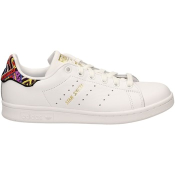 Schuhe Damen Sneaker Low adidas Originals STAN SMITH W Multicolor