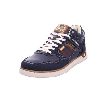 Schuhe Herren Sneaker Low Dockers - 42IS002777600 blau