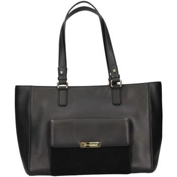 Taschen Damen Shopper / Einkaufstasche Karl Lagerfeld 77KW3021 A999 schwarz