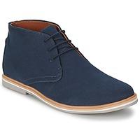 Schuhe Herren Boots Frank Wright BARROW Navy