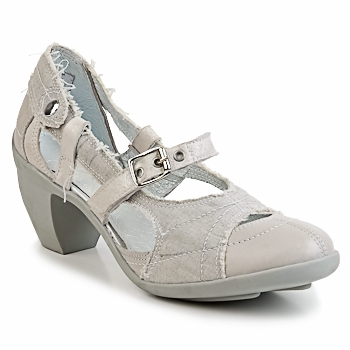 Schuhe Damen Pumps Pataugas FLORA Grau