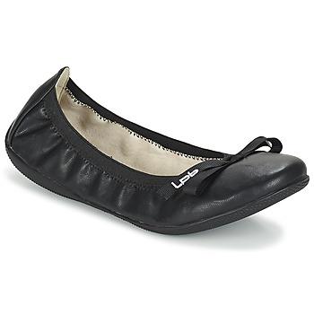 Schuhe Damen Ballerinas Les Petites Bombes ELLA Schwarz