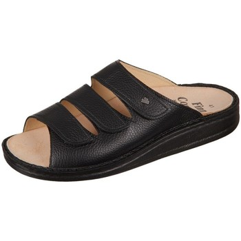 Schuhe Herren Pantoffel Finn Comfort Korfu Bison