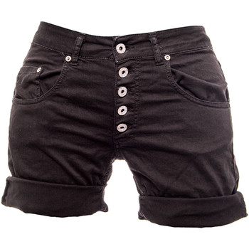Kleidung Damen Shorts / Bermudas Please P88ACV9M07 Nero