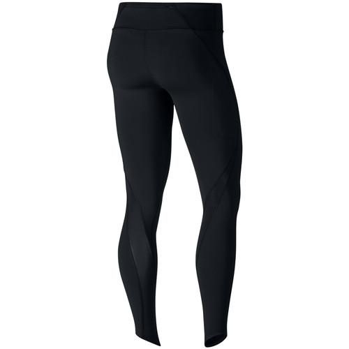 Nike Power Epic Lux Mesh Tight Women Schwarz