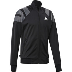 Kleidung Herren Trainingsjacken adidas Performance Tango Stadium Icon Trainingsjacke Schwarz