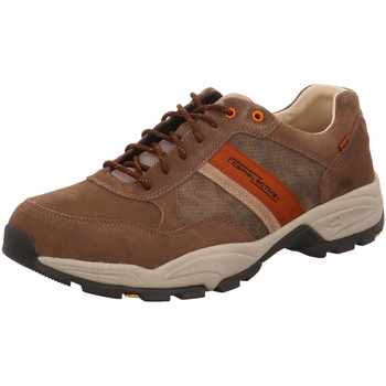 Schuhe Herren Sneaker Low Camel Active Evolution braun