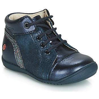 Schuhe Mädchen Sneaker High GBB ROSEMARIE Marine / Dpf / Kezia