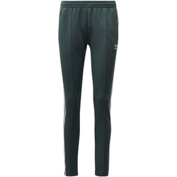 Kleidung Damen Jogginghosen adidas Originals SST Trainingshose Grün