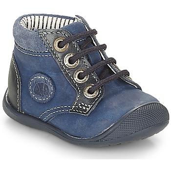 Schuhe Jungen Boots Catimini RAYMOND Blau