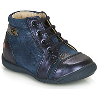 Schuhe Mädchen Boots GBB NICOLE Marine