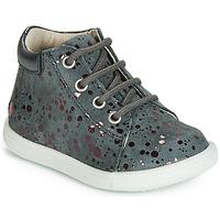 Schuhe Mädchen Sneaker High GBB NICKY Grau / Rose